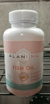 Alani Nu Fish Oil Capsules - 30 Servings - NEW/SEALED - FAST FREE SHIPPING - $22.53