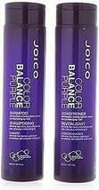 Joico Color Balance Purple Conditioner & Shampoo 10.1 oz Duo Set - $43.55