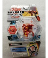 Bakugan Ultra Armored Alliance Pyrus Dragonoid Collectible Action Figure S2 - $14.84