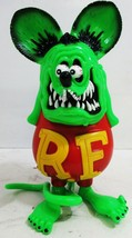 Rat Fink Figure ( hard plastic Japan ) - $159.00