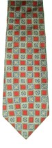 "Club Room Men's Beautiful Silk Neck Tie Red Blue Gold Silver Gray 57"" - $11.87"
