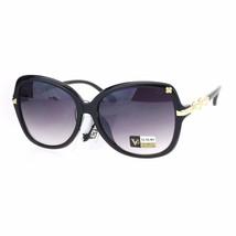 Womens Fashion Sunglasses Flower Pearls Design Elegant Frame UV 400 - $11.95