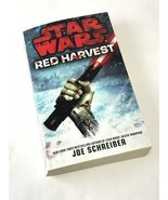 Star Wars: Red Harvest by Schreiber, Pre Legends Free Shipping - $7.91