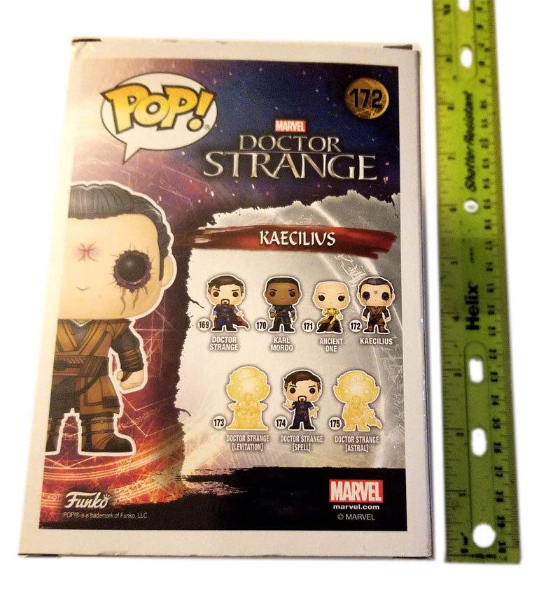 "Funko Pop Vinyl Doctor Strange ""Kaecilius"" #172 Brand New Figure * Marvel"