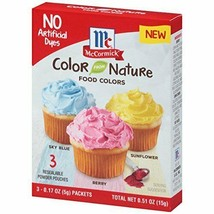 McCormick Color From Nature, 0.51 oz (1) - $14.69