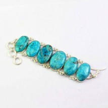 Turquoise Jasper  Silver Plated Bracelets Jewelry Suppliers RS-34-30 - $13.99