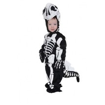 Underwraps Stegosauro Fossil Bambini Bambini Costume Halloween 25872 - $38.04