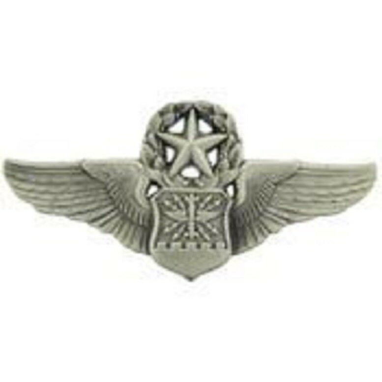 Primary image for USAF Obs Nav Master Wing pin