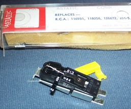 PHONOGRAPH RECORD NEEDLE CARTRIDGE Astatic 613 for EV 613D RCA 116931 RCA 204-5 image 2