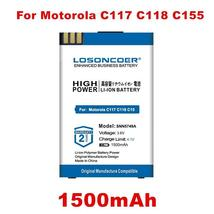 LOSONCOER 1500mAh SNN5749A Replacement Phone Battery for Motorola C117 battery C - $17.74