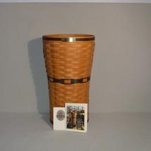 Longeberger JW Collection 1994 Umbrella Basket W/Protector - $79.99