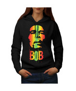 420 Pot Rasta Bob Marley Sweatshirt Hoody Music King Women Hoodie - $21.99+