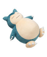 2017 Jumbo SNORLAX Pokemon Center Kabigon Plush Toy Soft Doll 30cm Figur... - €13,91 EUR