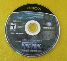 Peter Jackson's King Kong: The Official Game of the Movie (Microsoft Xbox, 2005) - $1.29