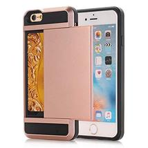 BarRan iPhone 6S Plus/iPhone 6 Plus, Shockproof Cover[Leather Texture De... - $12.85