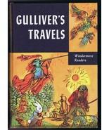 1956 Gulliver's Travels 3rd Print ORIGINAL Vintage Hardback Book Windermere - $19.79