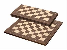 "Professional Tournament Wooden chess board Mainz 50 mm - 2"" - FOLDING - $88.01"
