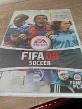 Nintendo Wii FIFA Soccer 08 image 1