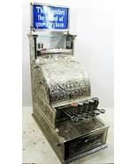 National Cash Register Model #5 Nickel-Plated Candy Store Cash Register - $7,500.00