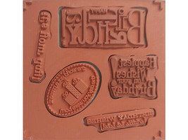 Stampin' Up! Happiest Birthday Wishes Sets 1 and 2 #122617 image 2