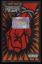 Metallica St. Anger Unofficial Russian tape audio cassette   - $15.00