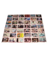 42 Original Vntg Star Wars EMPIRE STRIKES BACK Trading Cards Red Frame L... - $17.99