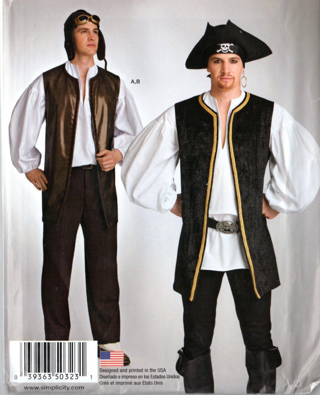SIMPLICITY PATTERN MARVEL AVENGERS COSTUME BOTH BOYS/' SZ 3-8 /& MEN/'S S-XL # 1038