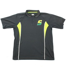 Augusta Sportswear Active Polo Shirt Adult Large Moisture Management Rel... - $16.88