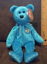 MWMT CLASSY The People's Bear 2001 TY Beanie Baby RETIRED NEW Teddy Plus... - $2.96
