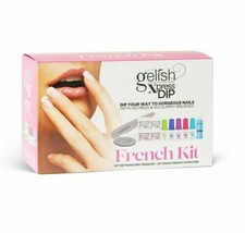 Harmony Gelish XPRESS DIP - FRENCH KIT - With Double Size of Dipping Pow... - $84.14