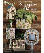 The Needlecraft Shop Springtime Blossoms Plastic Canvas Book #983001 - $26.81