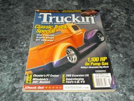 Truckin' Magazine July 2000 Volume 26 No 7 EFI Upgrades - $2.99