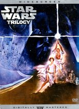 DVD - Star Wars Trilogy (3 DVD's IV, V, VI) - $14.75