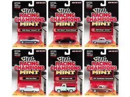 2017 Mint Release 2 Set A Set of 6 Cars 1:64 Diecast Model Cars - $66.46+