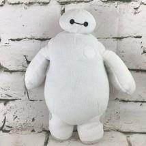 Disney Big Hero 6 Talking Baymax Plush Stuffed Animal Soft Toy By Bandai 2014 - $16.82