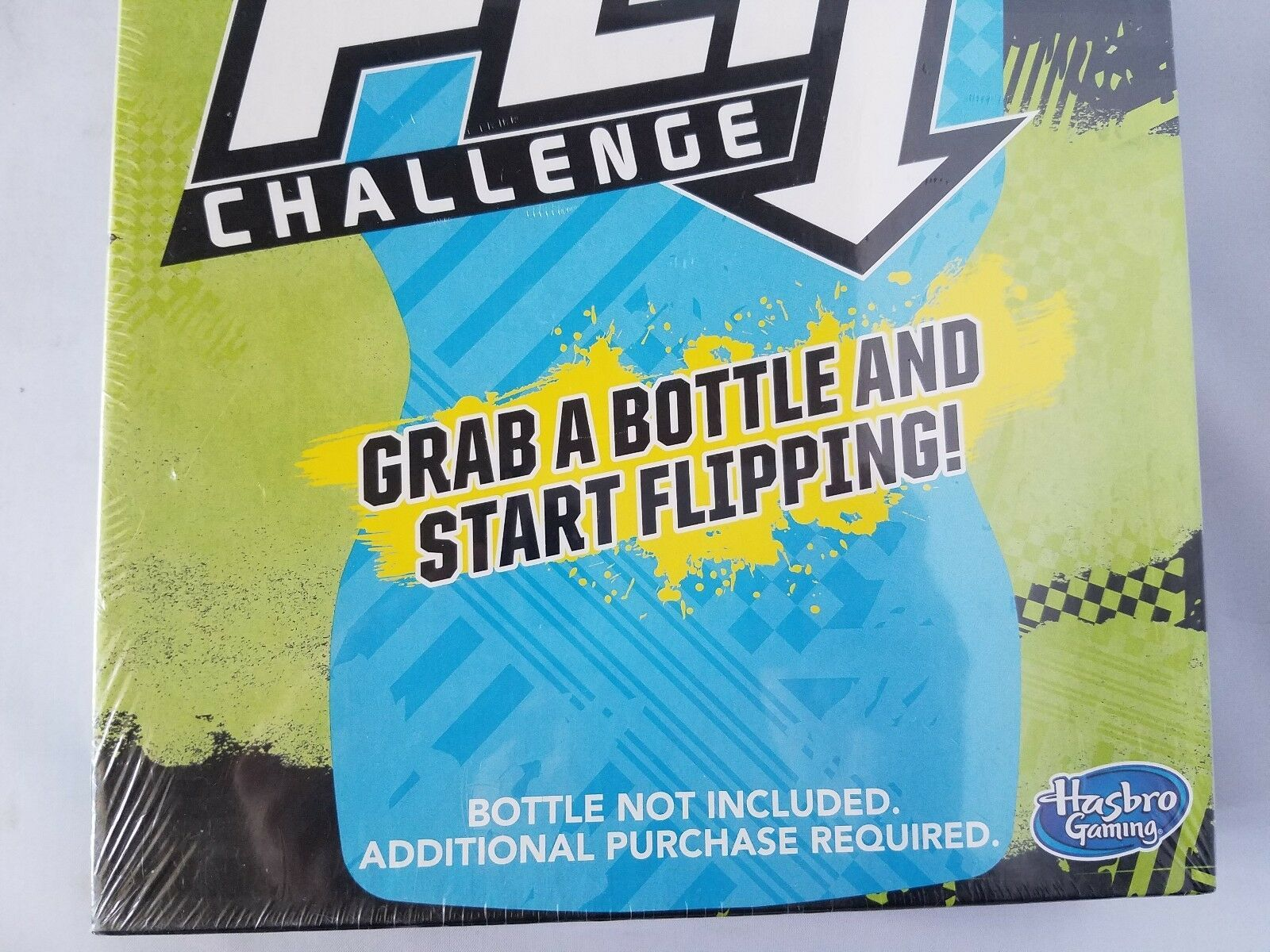 NEW Flip Challenge Game Grab A Bottle & Start Flipping! Hasbro Gaming Ages 7+ image 4