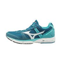 Mizuno Wave EMPEROR 3 Women's Running Shoes Blue Marathon Jogging NWT J1GB197601 - $86.31