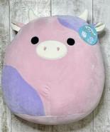 Kellytoy Squishmallow Patty The Cow 16 inch Stuffed Animal Soft Plush RA... - $179.00