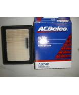 OEM GM 24577608 Air Filter 25095333 AC Delco A974C 6139 - $12.50