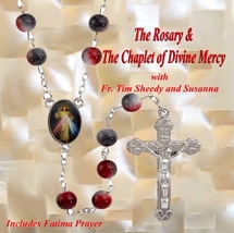 THE ROSARY & THE CHAPLET OF DIVINE MERCY - 1 CD