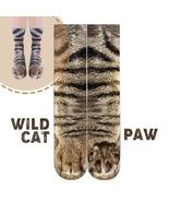 Flurry 3D Animal Paw Socks One Size Fit All - $9.79+