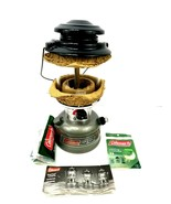 Coleman Dual Fuel Powerhouse Lantern, Model 295-700T Two Mantles, 133504... - $112.19