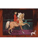 Decoration Poster.Dorm Room decor.Home interior design art.Horse rider.D... - $10.89+