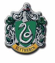 Official Harry Potter Slytherin Metal Magnet TV Film Gift Magic Wizard Hogwarts - $11.00