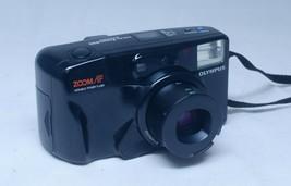 OLYMPUS Infinity ZOOM 210 AF Vintage 35mm Film Camera 38-76mm Lens Power... - $36.00