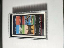 Washington D.C. Souvenir Made in British Hong Kong Deck of Playing Cards   (#18) image 6