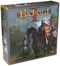 CMON Richard: The Lionheart Board Games - $42.02