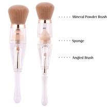Makeup Brushes Zoreya(TM) 3 in 1 New 3x High Efficient Multipurpose Prof... - $9.75+