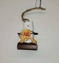 Alaska State S'mores Ornament - $9.95
