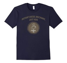 New Shirts - Cute Diesel Mechanic Gift T Shirt Men - $19.95+